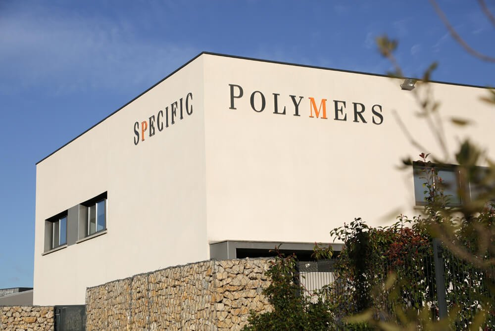 Specific Polymers building