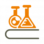 chemistry research project icon
