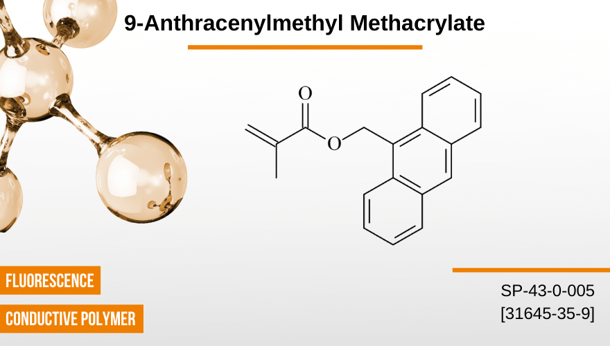 9-anthracenylmethyl methacrylates