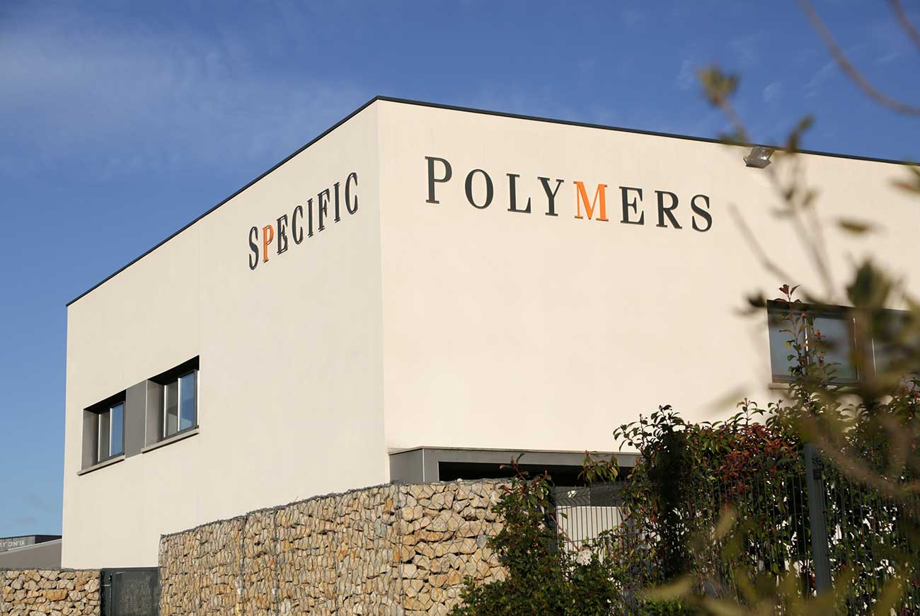 SPECIFIC POLYMERS office