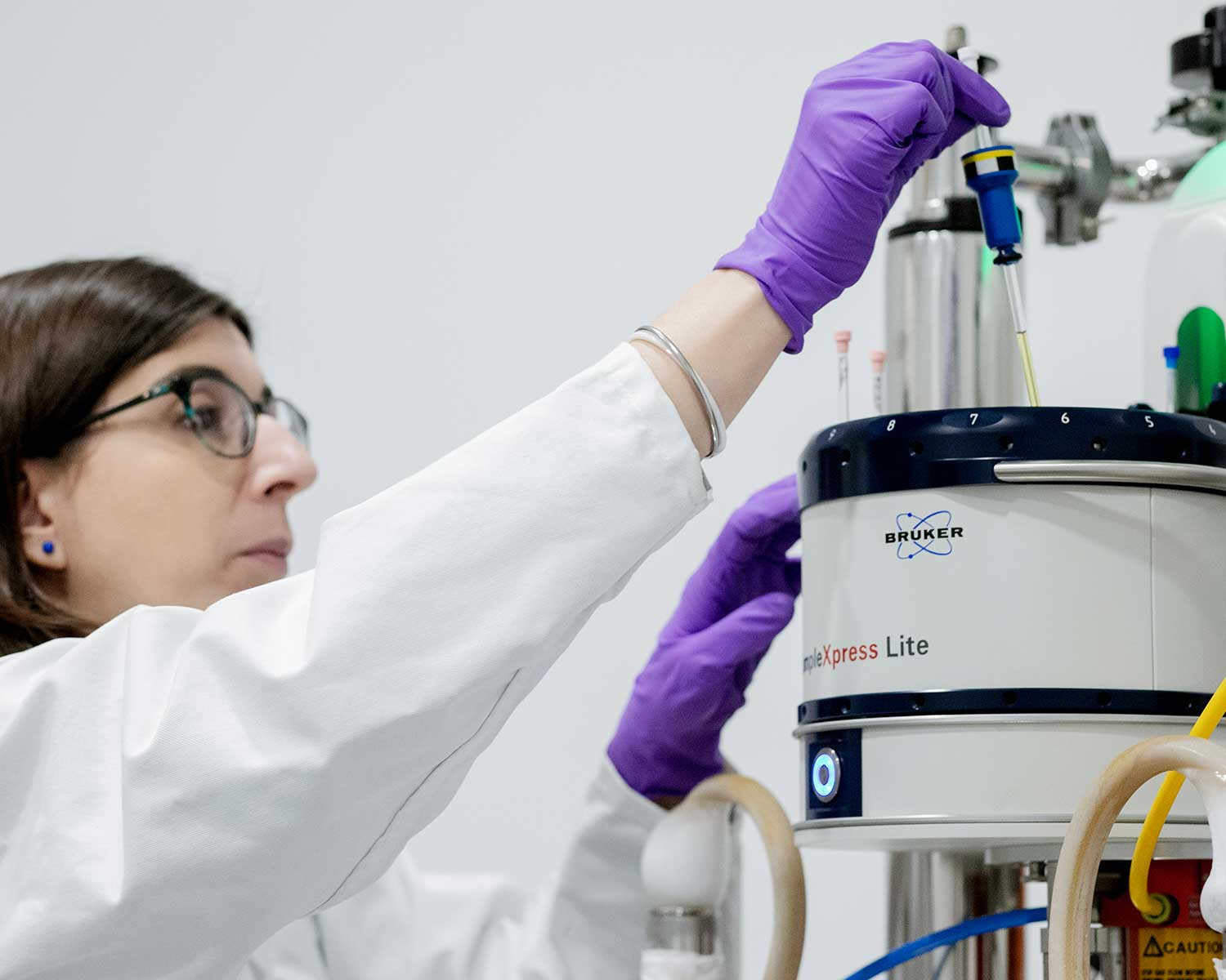 advanced materials research at SPECIFIC POLYMERS