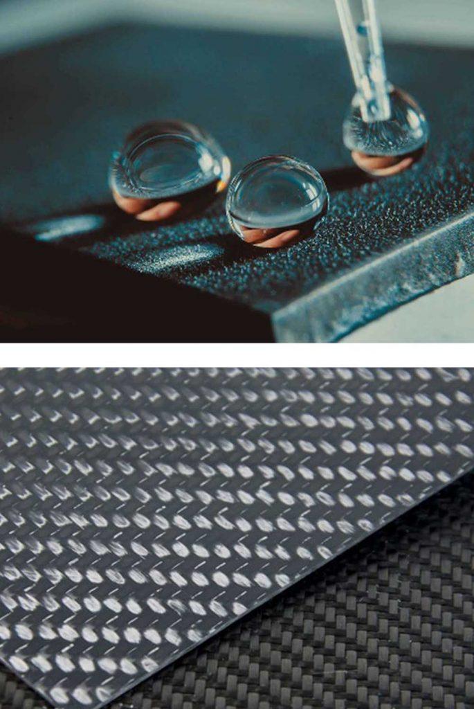 Materials research at SPECIFIC POLYMERS