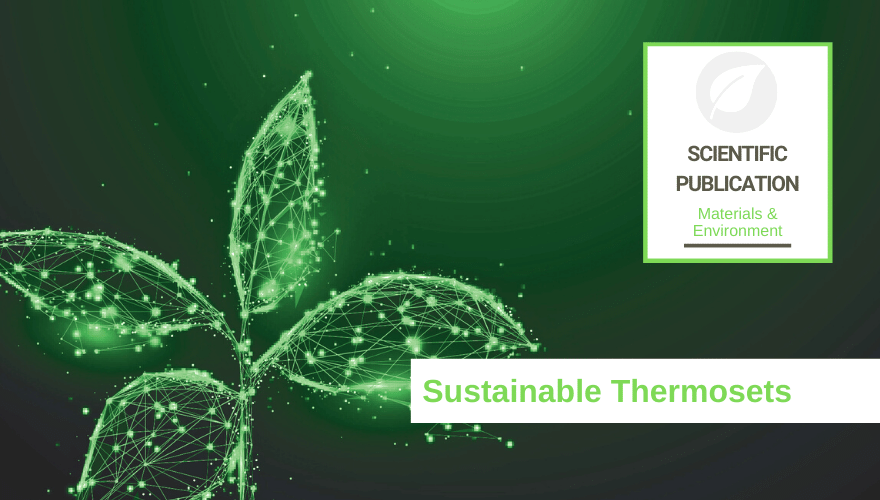 sustainable thermosets publication