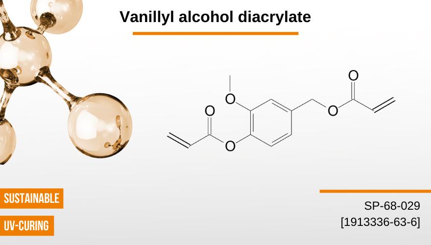 vanillyl alcohol diacrylate information